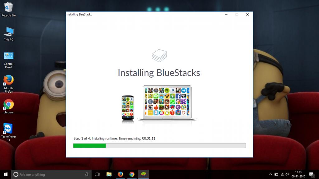 Bluestacks download for PC